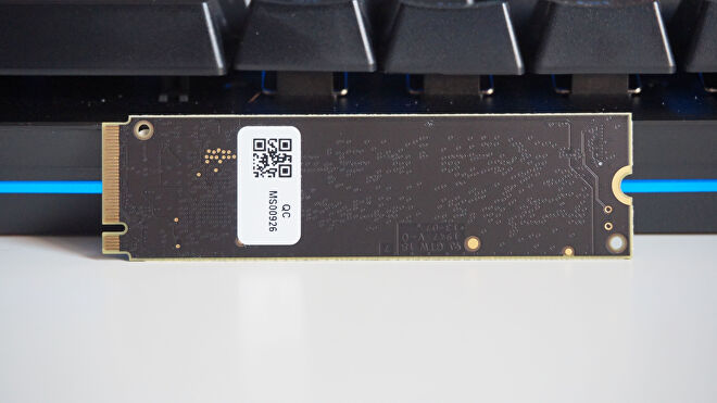 The Crucial P2 SSD