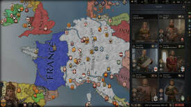 Image for Watch the Crusader Kings 3 developers kill their brother with a duck