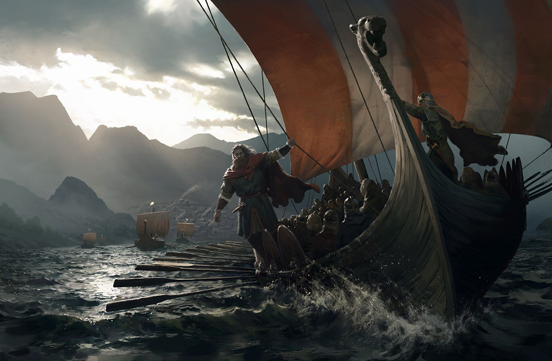 Crusader Kings 3's first DLC and huge free update are out now