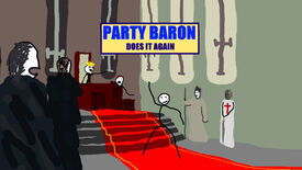 Image for Have you met the party baron of Crusader Kings 3?