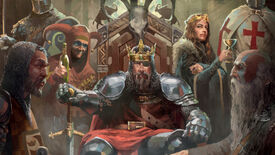 Image for Being a bad dad in Crusader Kings The Board Game