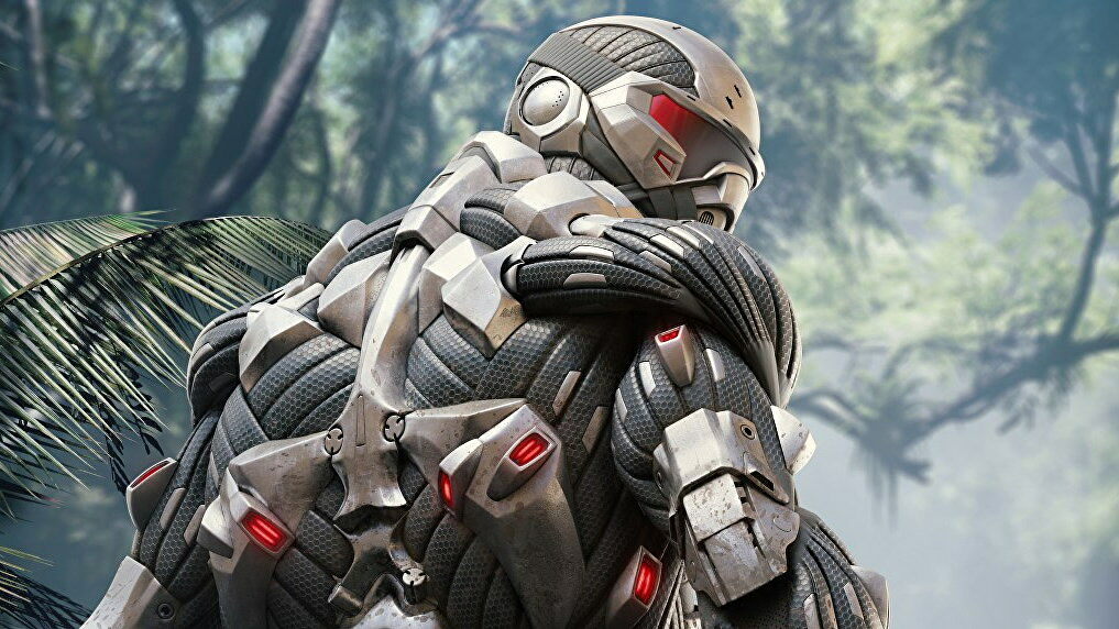 Crysis Remastered is available on Steam now