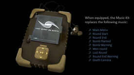 Image for The Sound Of Silencers: CS:GO Music Kits