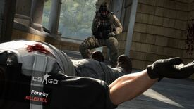 Image for Counter-Strike: Global Offensive's Steam store page was briefly deleted
