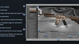 Image for Skins Alive: CS:GO Gets Realistic Weapon Skinning Tool