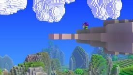 Image for Cube World Looks Chunky