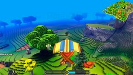 Image for Cube World: Now With More Hang Gliders (And Cubes)