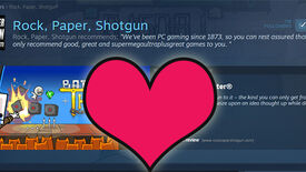 Image for The RPS Steam Curators Page Has Had a Big Fat Update
