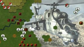 Image for The Flare Path: Sitting Bull, Hovering Hind