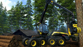 Image for Chop Chop: Farming Simulator 15's Forestry