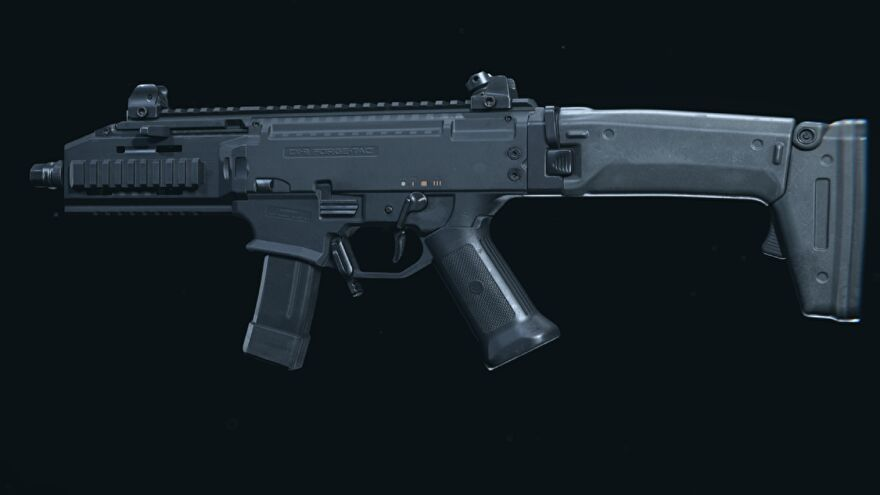 The new CX-9 SMG in Call of Duty: Warzone