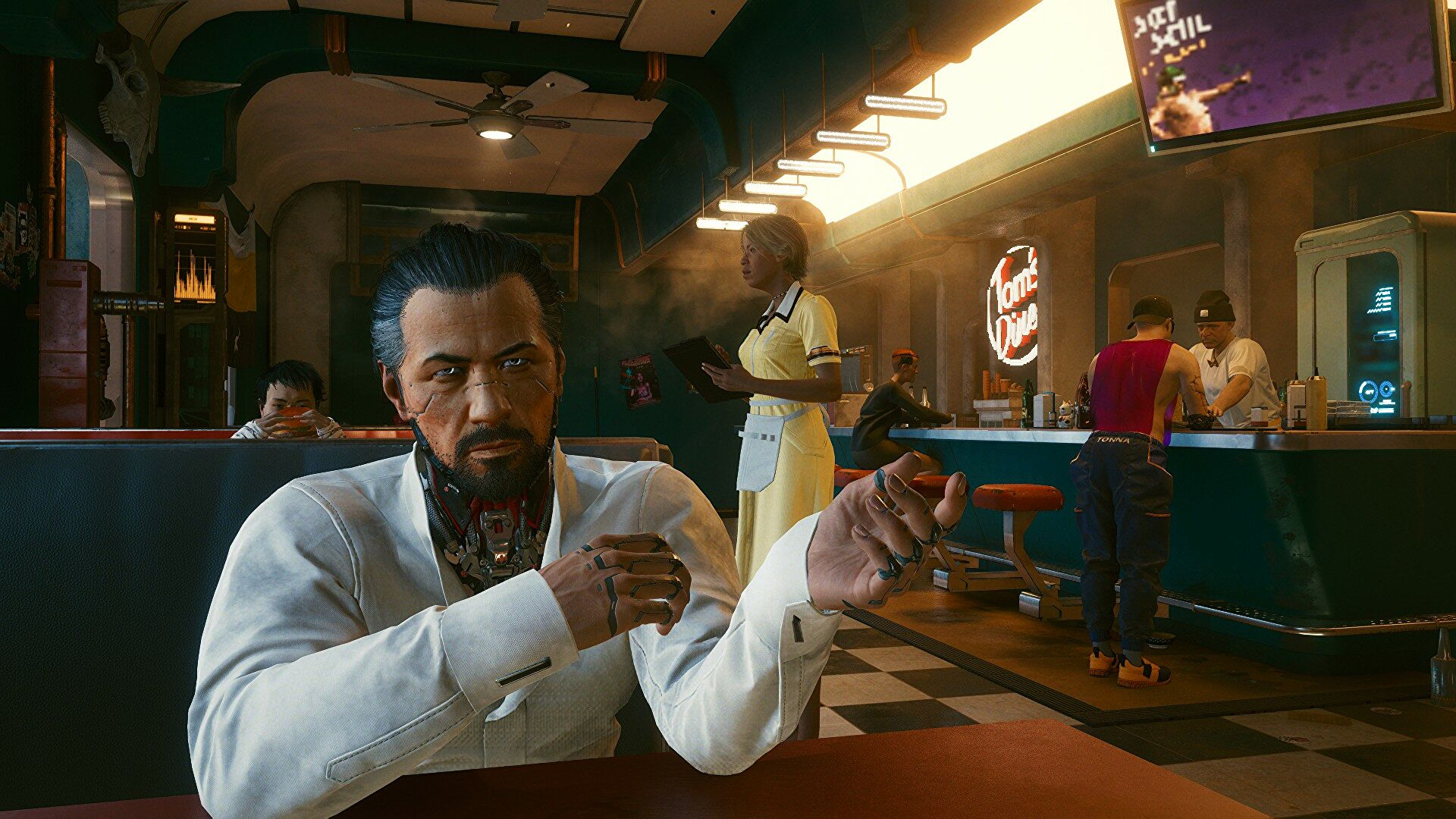Cyberpunk 2077's v1.23 patch offers another round of quest fixes