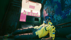 Image for Enough about male V romancing Judy, when can I date Cyberpunk's vending machine?