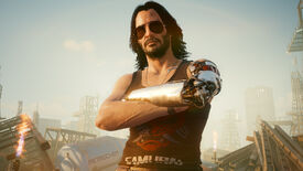 Image for Cyberpunk 2077 devs say no to sexytime with Keanu