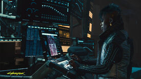 Image for Cyberpunk 2077 might secretly be a cool hacker stealth game