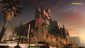Image for Cyberpunk 2077's Night City strives to be a unique and grounded cyberpunk city