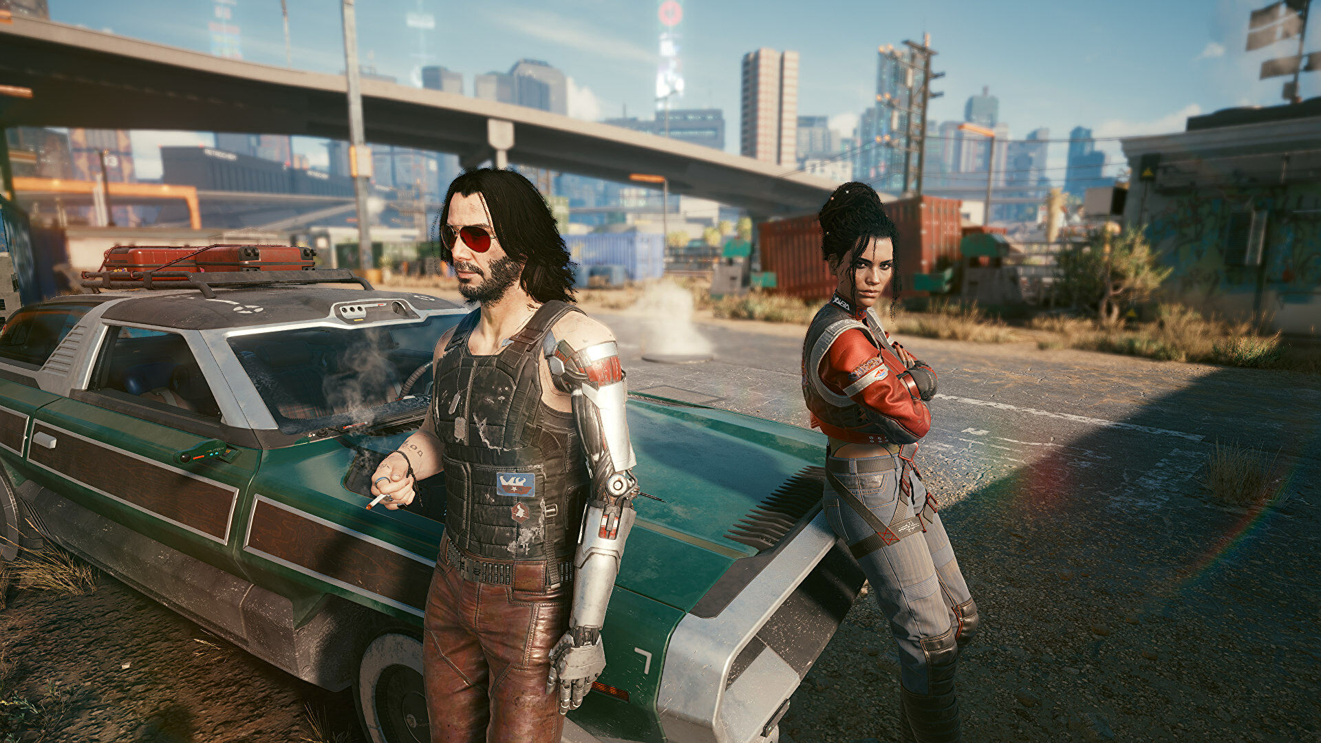 Cyberpunk 2077 multiplayer is no longer CD Projekt Red's next big game