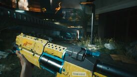 Image for Cyberpunk 2077 has tons of weapons and CDPR don't want you to stick with just one