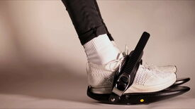 Image for Jack your feet in with Cybershoes