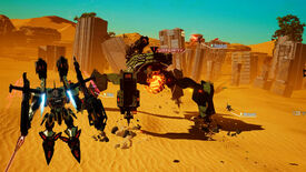 Image for Post-apocalyptic mech shooter Daemon X Machina is coming to PC from Switch