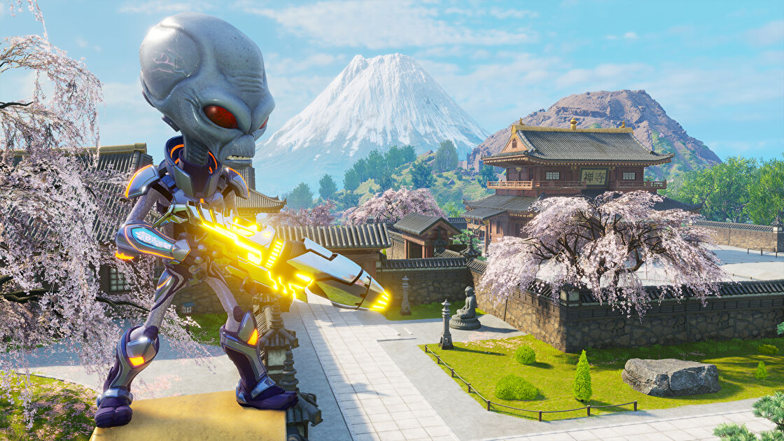 Destroy All Humans! 2: Reprobed is in development
