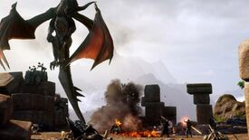 Image for Dragon Age: Inquisition Slips Just A Tiny Bit