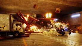 Image for Danger Zone is a spiritual successor to Burnout 3's Crash Mode