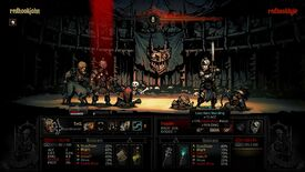 Image for The Butcher's Circus pits Darkest Dungeon's grim bands against each other in PVP