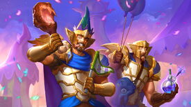 Image for Darkmoon Races is Hearthstone's first mini-expansion