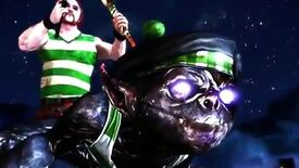 Image for The Darkness II Co-Op Contains Festive Fun