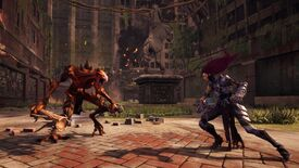 Image for Darksiders 3's post-launch DLC includes an arena mode and Serpent Holes