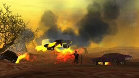 Image for The MMOnitor: Darkwind - War on Wheels