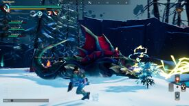 Image for Dauntless Drask - how to kill it