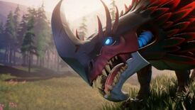 Image for Hunting the giant monsters of Dauntless