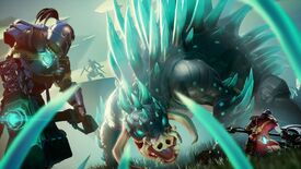 Image for Dauntless launches out of beta and onto the Epic Games Store next week