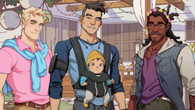 Image for Dream Daddy: There's a new daddy in town...