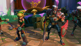 Image for A Couple Of Hours With... Dungeon Defenders II