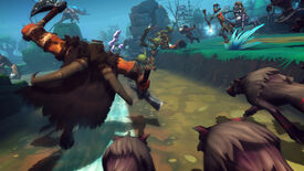 Image for Dungeon Defenders 2: A Gentler, More Persistent MOBA