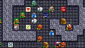 Image for GDFree: Desktop Dungeons Is Open To All During GDC