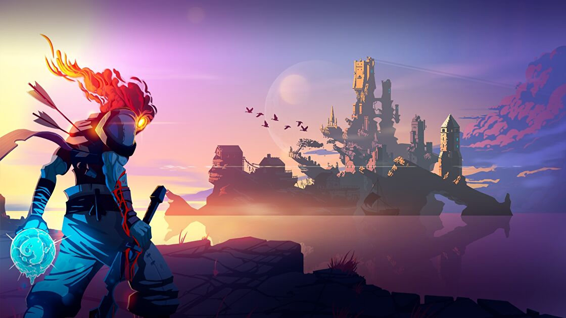New Dead Cells update makes it more approachable to newcomers