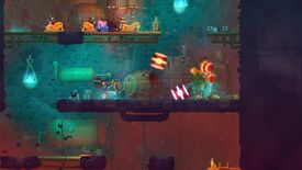 Image for Dead Cells' new update adds explosive barrels and explosive mimics