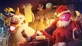 Image for Dead Cells update lets you become a katana-wielding Santa