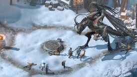 Image for Pillars Of Eternity 2's Beast Of Winter expansion rises from the waves