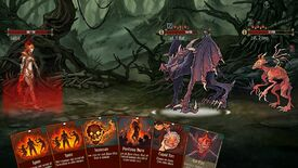 Image for Deck Of Ashes starts warming up in early access