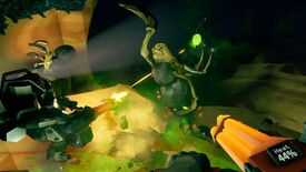 Image for How Deep Rock Galactic mines fun from absolute darkness