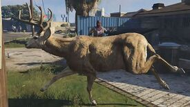 Image for Artificial Life: Grand Theft Auto V's Live Deer Webcam