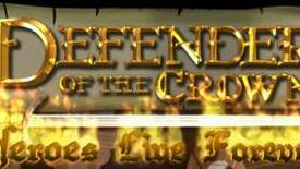 Image for Defender of Defender of the Crown? Well, A Bit...