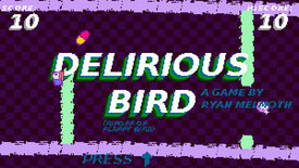 Image for FWI: Delirious Bird Is The Best Flappy Bird Clone
