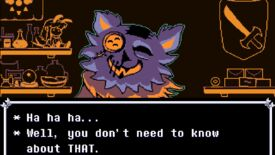 Image for Deltarune Chapter 1 is the free and surprising start of a new Undertale saga