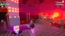 Image for Demon Turf is an N64-y 3D platformer with 2D characters